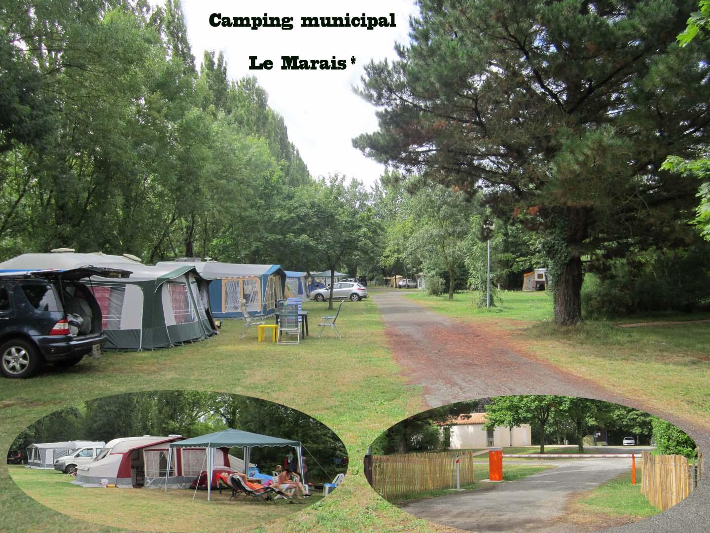 Camping ecran